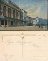 Cartoline Stresa Stresa Straße Am Casino 1913 - Non Classificati