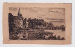 BRUGGE   GRAVURE POSTKAART  LAC D'AMOUR - Brugge