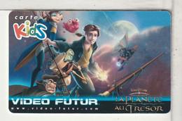 VIDÉO FUTUR - Carte Kids - Kids