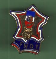 FNDT *** FEDERATION NATIONALE DES DECORES DU TRAVAIL *** 2116 (6-3) - Associazioni