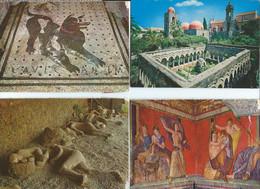 Lots En Vrac > 9 Cartes Modernes  Pompei - 5 - 99 Cartoline