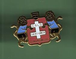 GENDARMERIE C.S.L.G SAINT-OMER *** 2116 (6-3) - Militari