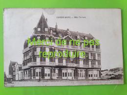 BEL 087 HOTEL TERLINCK Digue De Mer COXYDE BAINS LA PANNE - Non Classés