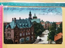 KOV 800-27 -  MINDEN, TRAVEL 1918, GERMANY - Non Classés