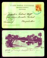 ES, 1899 CV V_ Allemagne - Storia Postale