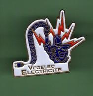 VEGELEC ELECTRICITE *** 2116 (6-3) - EDF GDF