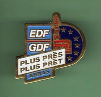 EDF-GDF *** ARRAS *** 2116 (6-3) - EDF GDF