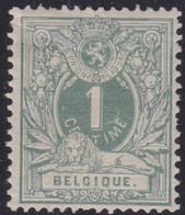 Belgie   .  OBP   .   26    .     *   .    Ongebruikt Met Gom   . / .   Neuf Avec Gomme - 1869-1888 Lion Couché (Liegender Löwe)