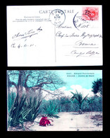 ES, 1910 CV V/ Congo Belge - Storia Postale