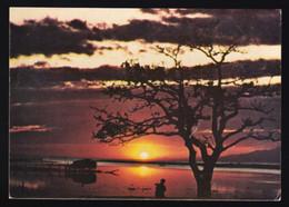 Manila. *Famous Manila Bay Sunset* Nueva. - Filippine