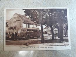 Varreddes Station Des Autobus - Other Municipalities