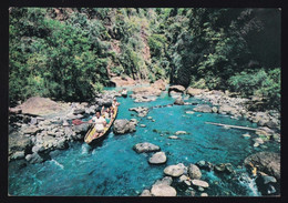 Laguna. Pagsanjan. *The Rapids Of Pagsanjan* Circulada 1977. - Filippine