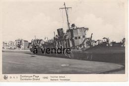 D.S.3 Dunkerque-Plage 1940 Torpilleur échoué - Warships