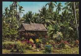 Zamboanga. *A Typical Philippine Nipa* Nueva - Filippine
