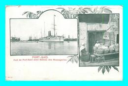 A941 / 147 Egypte PORT SAID ( Bateau ) - Sin Clasificación