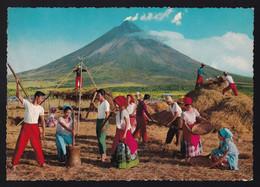 Luzon. Albay. *The Mayon* Nueva. - Filippine