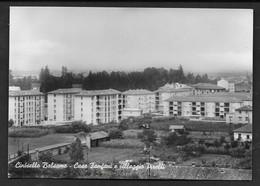 CINISELLO BALSAMO CASE FANFANI E VILLAGGIO PIRELLI VG. 1958 N° B783 - Cinisello Balsamo