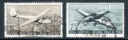 BE  PA  28 - 29  Obl   ----  TTB - Luchtpost