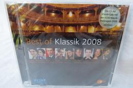 """CD """"Best Of Klassik 2008"""" Die Große Klassik-Gala 2008, (noch Original Eingeschweißt) - Classica"""