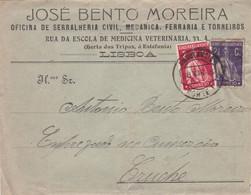 JOSÉ BENTO MOREIRA-AMBULANCIA  NORTE I - Cartas