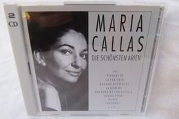 """2 CDs """"Maria Callas"""" Die Schönsten Arien - Opere"""