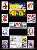 MONACO - Collection 1999 / 2008 - Oblitérés - Quasi-complète - Cote Env. 380 Eur - Très Bon état. - Collections, Lots & Series