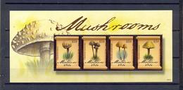 MALDIVES - MNH - MUSHROOMS - MI.NO.4772/5 - CV = 13 € - Mushrooms