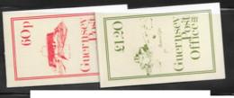 1981 MNH Guernsey, Booklets, Postfris** - Guernsey