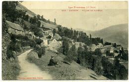 Cpa  Cazarilh (31)  Vue Générale Du Village - Other Municipalities