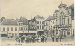 BINCHE : Le Waux-Hall - Cachet De La Poste 1905 - Binche