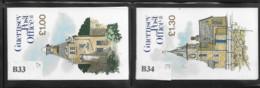 1987 MNH Guernsey, Booklets, Postfris** - Guernsey