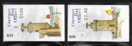 1988 MNH Guernsey, Booklets, Postfris** - Guernsey