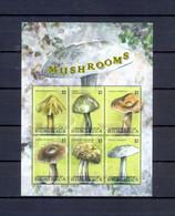 DOMINICA - MNH - MUSHROOMS - MI.NO.3941/6 - CV = 8,5 € - Mushrooms