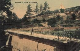 LORMES : DIGUE ET CASCADE - Lormes