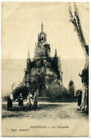 Cpa  Lestelle (31) La Chapelle,  Animée - Other Municipalities
