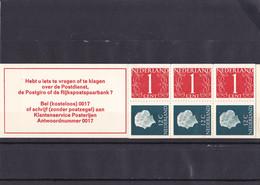 CARNET DE 1G FEUILLET DE  12 TIMBRES NEUF ** N° C 600 AcA YVERT ET TELLIER 1969 - Libretti