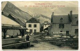 Cpa  Fos (31)  Le Lavoir Sur La Place - Other Municipalities