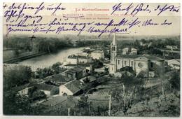 Cpa  Marquefave (31) Vue Générale Du Village - Other Municipalities