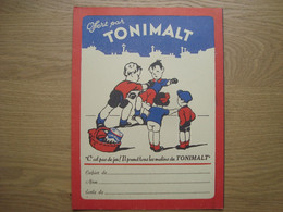 PROTEGE-CAHIER TONIMALT - Book Covers