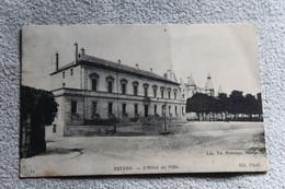 Cpa 1915, Nevers, L'hôtel De Ville, Nièvre 58 - Nevers