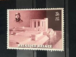 465A XX Cote 20 € Monument Albert I - Unused Stamps