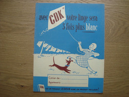 PROTEGE-CAHIER CDK - Book Covers