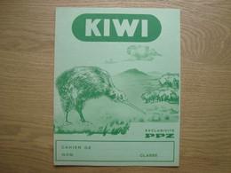 PROTEGE-CAHIER VERT KIWI - Book Covers