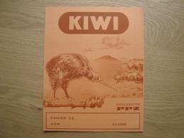 PROTEGE-CAHIER ORANGE KIWI - Book Covers