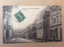 Rocroi.Rue De Bourgogne. - Otros Municipios