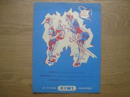 PROTEGE-CAHIER CIRAGE KIWI - Book Covers