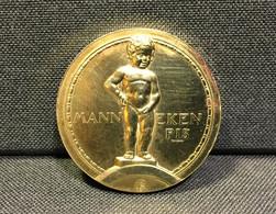 Médaille Manneken Pis Exposition Universelle Bruxelles 1935 勋章 - Andere