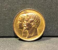 Médaille Napoléon III Exposition Universelle Paris 1855 La Belle Jardinière 勋章 - Andere