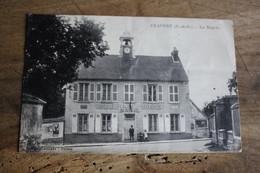 CPA  Yvelines CRAVENT   La Mairie - Autres Communes