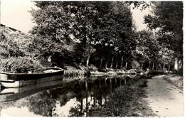 PENICHE     VILLEPARISIS  MITRY LE NEUF LE CANAL - Houseboats